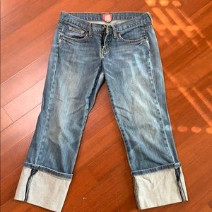 The Limited Large Cuff Jeans 4